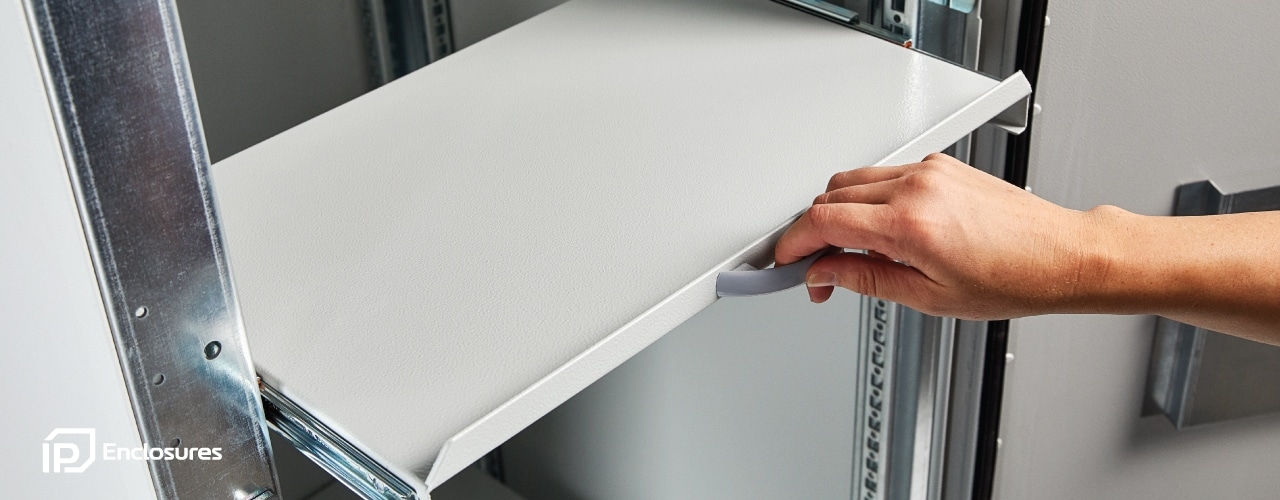 Laptop Drawer for Electrical Cabinet
